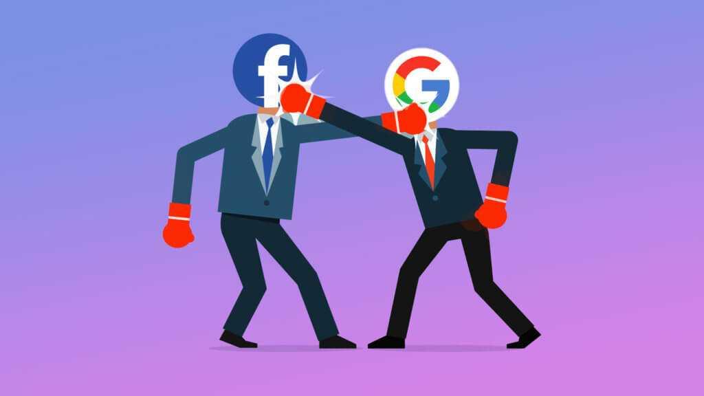 פרסום בגוגל או פייסבוק?